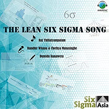 The Lean Six Sigma Song - Single