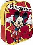 Star Licensing 50615 Disney Michy Zainetto per Bambini, 29 cm, Multicolore
