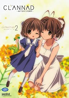 Clannad After Story Collection 2/ [DVD] [Import]