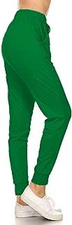 Best green sweatpants womens Reviews