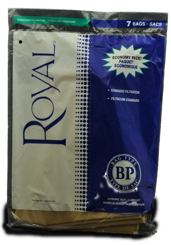 Royal Type BP Backpack Vacuum Cleaner Bags RO-KE2103