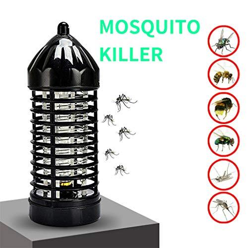 DeHolifer Insektenvernichter elektrisch mit UV-Licht Elektronischer Mückenschutz gegen Mücken, Fliegen, Moskitos - Insektenabweh