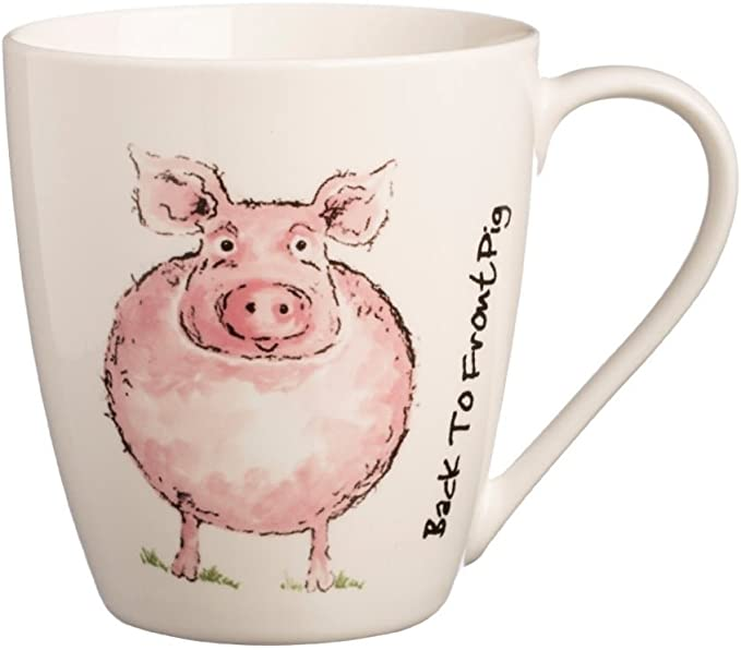 Fine China Price /& Kensington Back To Front Sheep Mug