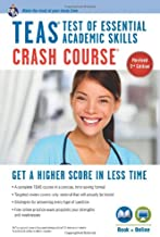 TEAS Crash Course Book + Online (Nursing Test Prep)
