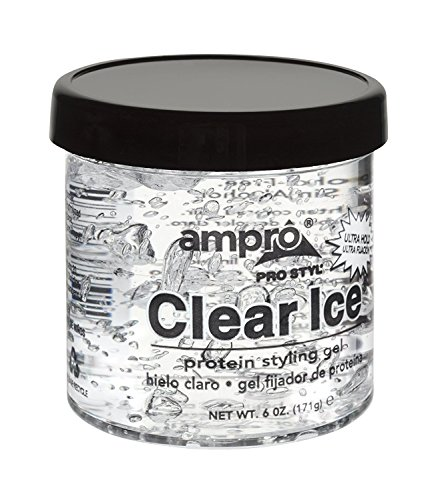 AmPro Ampro Pro Styl Clear Ice Protein Styling Gel, 6 Ounce 6 Ounces
