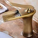 L-YINGZON accesorios de baño, Cuenca del grifo de agua del grifo Hotel Vintage Baño baño grifo del fregadero antiguo Otro un asa un grifo grifos de baño Los grifos del fregadero cuarto