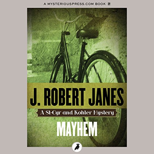 Mayhem                   By:                                                                                                                                 J. Robert Janes                               Narrated by:                                                                                                                                 Jean Brassard                      Length: 11 hrs and 8 mins     11 ratings     Overall 4.2