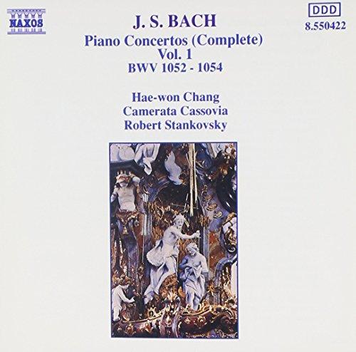 Bach, J. S.: Piano Concertos 1