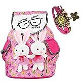 TrendyAge Girls Designer Backpack, College Backpack for Girls