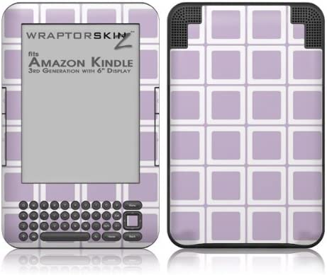 WraptorSkinz Squared Lavender - Decal Special Campaign At the price Amazon Style Skin Kin fits