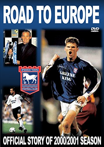 Ipswich Town FC - Road To Europe [2001] [DVD]