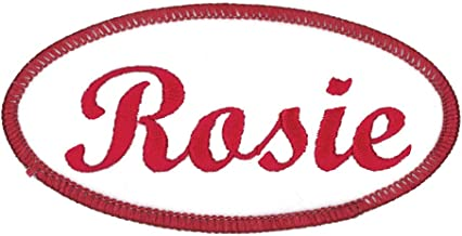 Best rosie name patch Reviews