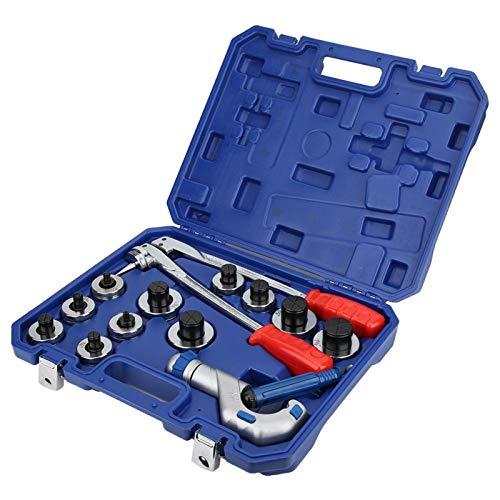 Herramienta de abocardado de tubos de rendimiento estable Expansor de tubo manual...