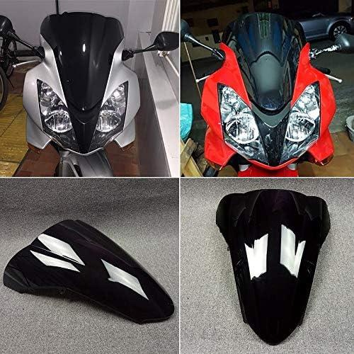 Branded goods RKRLJX Motorcycle Windscreen Fit for Arlington Mall 2004 2002-2009 VFR800 2003