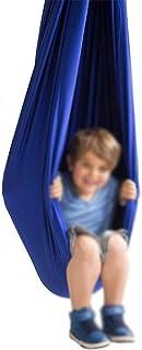 Jlxl Inomhus gungor med stativ Justerbar terapi för barn speciellt behöver Cuddle Hammock Autism ADHD Aspergers och Sensor...