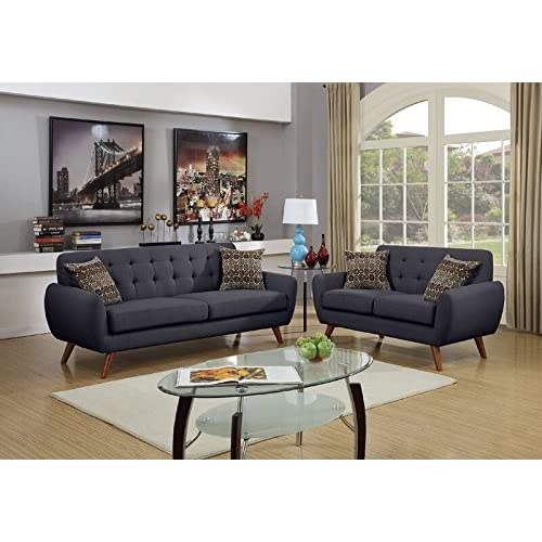 Sensational 2 Piece Living Room Set Amazon Com Beatyapartments Chair Design Images Beatyapartmentscom