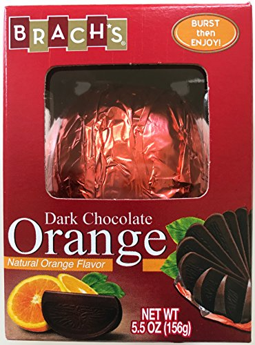 Brachs Fruit Burst Dark Chocolate Orange 5.5oz