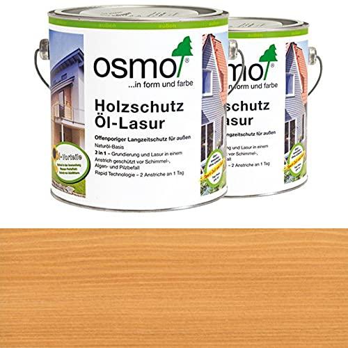 Osmo Holzschutz Öl-Lasur Lärche (702) 750 ml
