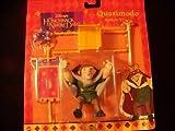 Mattel Disney's Quasimodo The Hunchback of Notre Dame Action Figure
