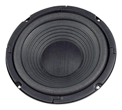 Visaton VS-W200/4 - luidspreker (1,0 kanalen, 50 W, 4 ohm, zwart)