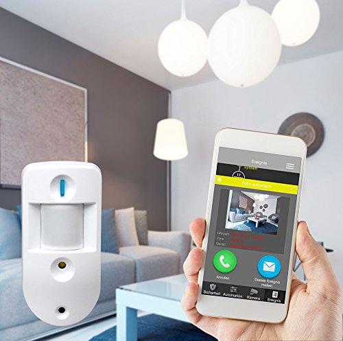 Blaupunkt Smart Home Security Visual Monitoring Set - 4
