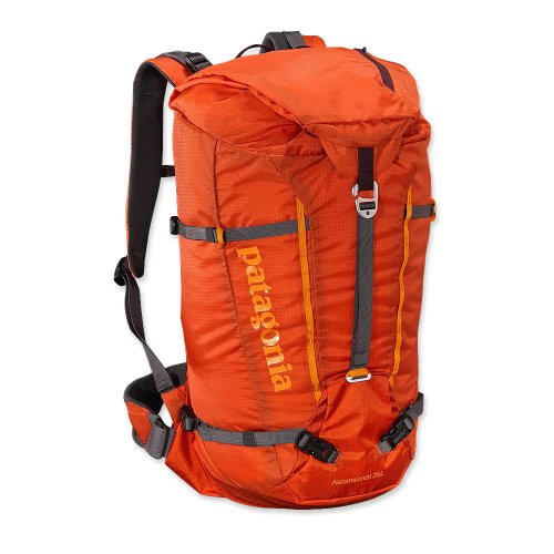 Patagonia Ascensionist Pack 35L Electric Orange
