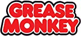 Nostalgia Decals Grease Monkey Decal 5' in The United States