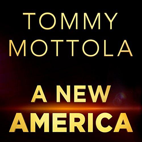 A New America audiobook cover art