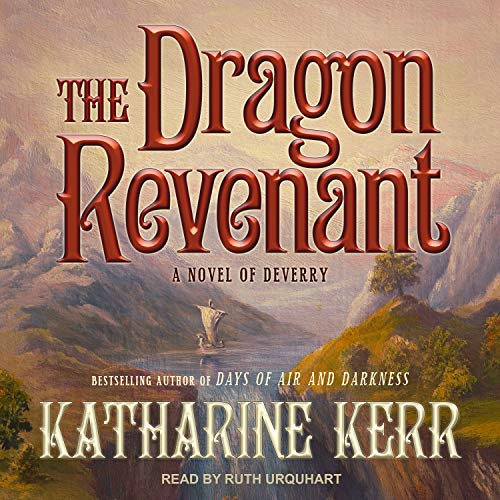 The Dragon Revenant cover art