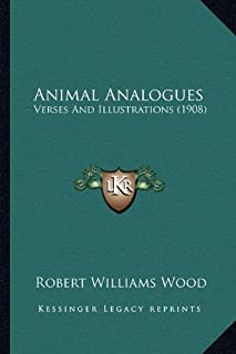 Animal Analogues: Verses and Illustrations (1908)
