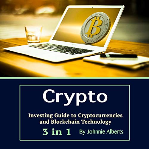 Couverture de Crypto: Investing Guide to Cryptocurrencies and Blockchain Technology