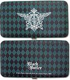 Black Butler Hinge Wallet New Phantomhive Emblem Girls Style Anime ge81509