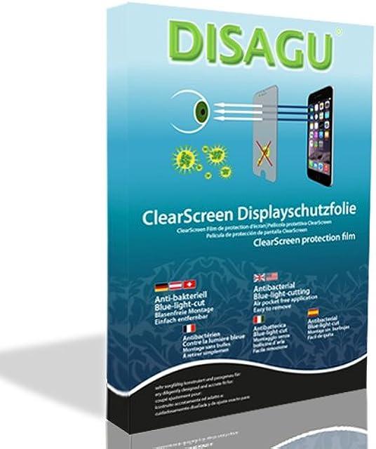 DISAGU ClearScreen Lumix DMC-LS80 4 Pieza(s) - Protector de Pantalla (Protector de Pantalla Panasonic Lumix DMC-LS80 Resistente a rayones Transparente 4 Pieza(s))