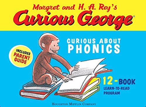 Curious George Curious About Phonics 12...