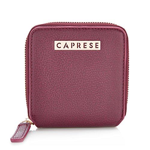Caprese Women's Wallet (Burgundy)