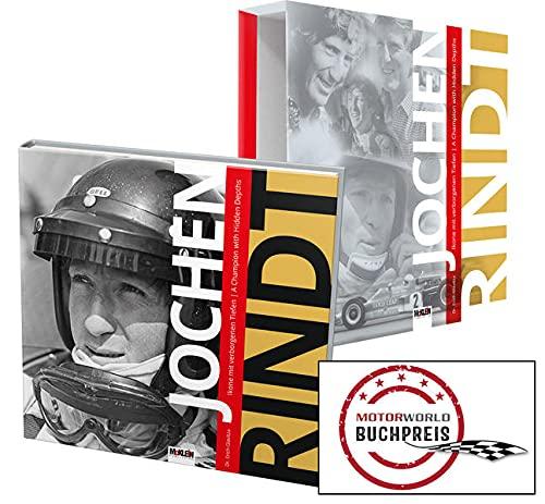 Jochen Rindt: Ikone mit verborgenen Tiefen/A Champion with Hidden Depths: Der Mann mit den tausend Gesichtern/A man with hidden depths