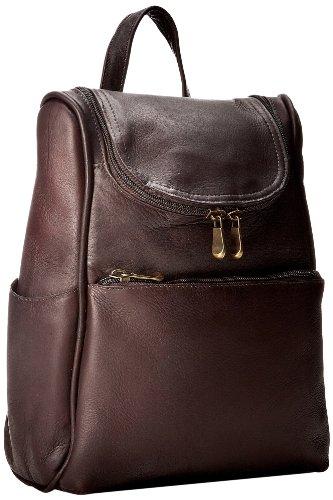 Preisvergleich Produktbild David King & Co. Frauen Kleiner Rucksack,  Cafe,  eine Größe