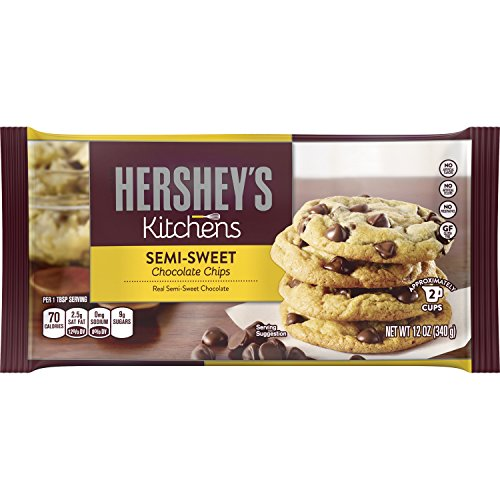 Hershey's Semi-Sweet Chocolate Chips - 340 gr