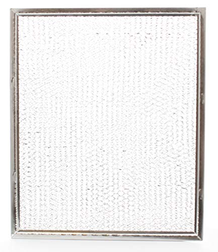 Filtro de aluminio para campana extractora de gama Broan, 97006931, 22,2 x 26,7 x 0,2 cm, 8504