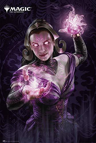 ERIK - Póster Liliana, Magic The Gathering (91x61,5 cm)