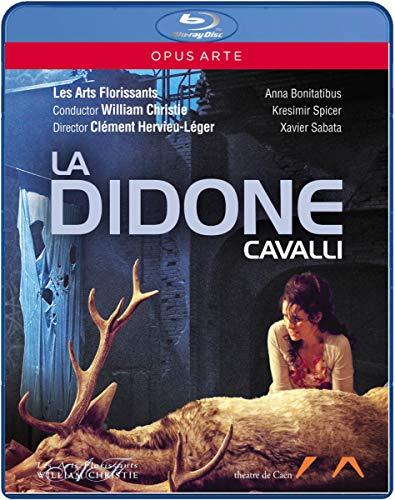 Francesco Cavalli: La Didone / Les Arts Florissant, Christie [Blu-ray]