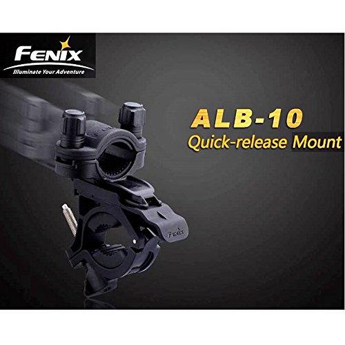 FENIX Halterung ALB-10 für Taschenlampen UC40, TK22, TK15, PD12, LD22, E35, PD35