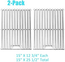 BBQration 2-Pack Half-Tube Design 15