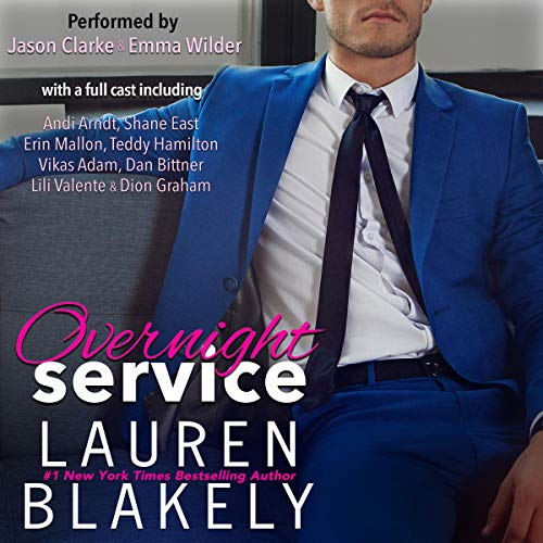 Overnight Service audiobook cover art