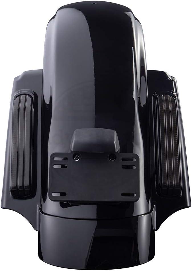 Moto Onfire Vivid Black CVO Style for Fit Rear 2014-2 Fender Kit おしゃれ 激安通販販売
