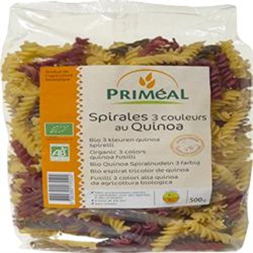 Primeal Espirales Con Quinoa Tricolor 500 G 500 G 200 g