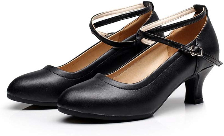 Cici shoes Women's Peep Toe Sandals Latin Salsa Blackgo Practice Ballroom Dance shoes