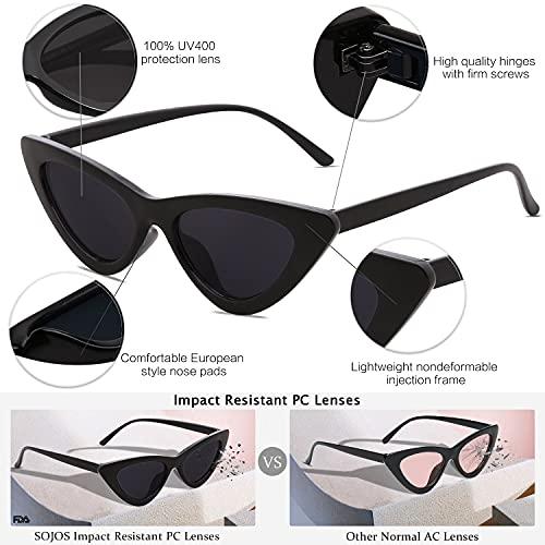 SOJOS Occhiali di Protezione Occhiali da Sole da