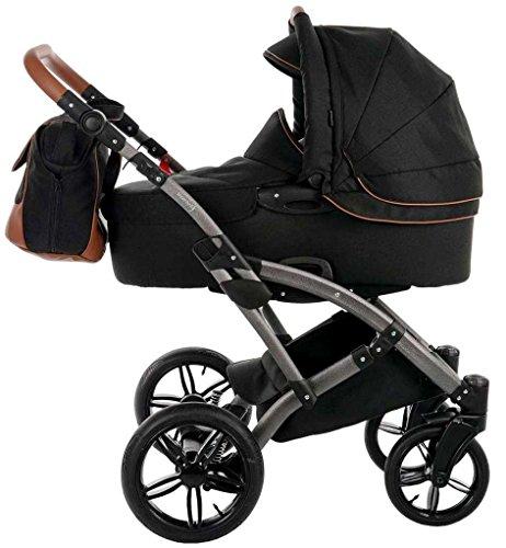 knorr-baby 3287-3 Voletto Premium, schwarz
