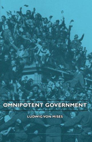 Omnipotent Government (English Edition)